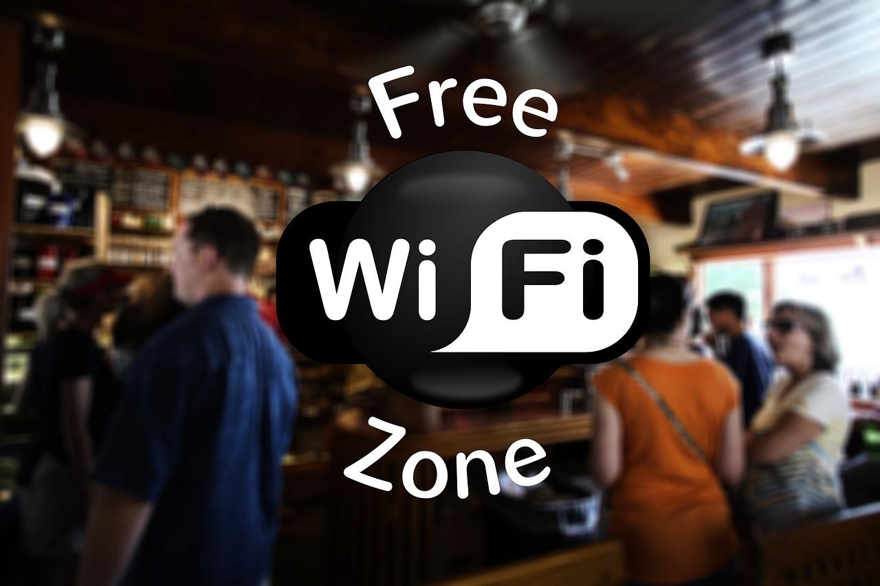 wifi free zone